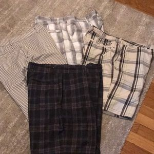 4 pairs of Great men's shorts
